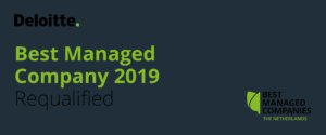 Best Managed Company 2019